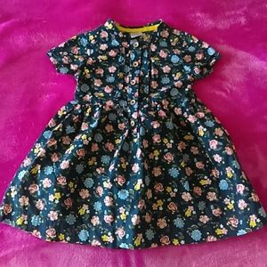 Carter's dress with flowers